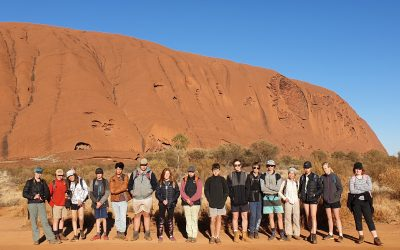YEAR 8 & 9 NORTHERN TERRITORY CAMP WITH REMOTE TOURS