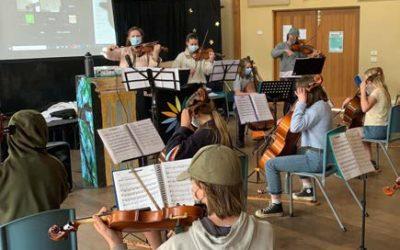 Mansfield Steiner Performance Orchestra